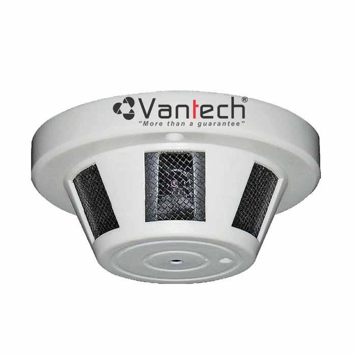 Bán Camera HDTVI ngụy trang 1.3MP Vantech VP-1005T,Camera Vantech VP-1005T/A/C,Camera cảm biến khói HD-TVI VANTECH VP-1005T/A/C.