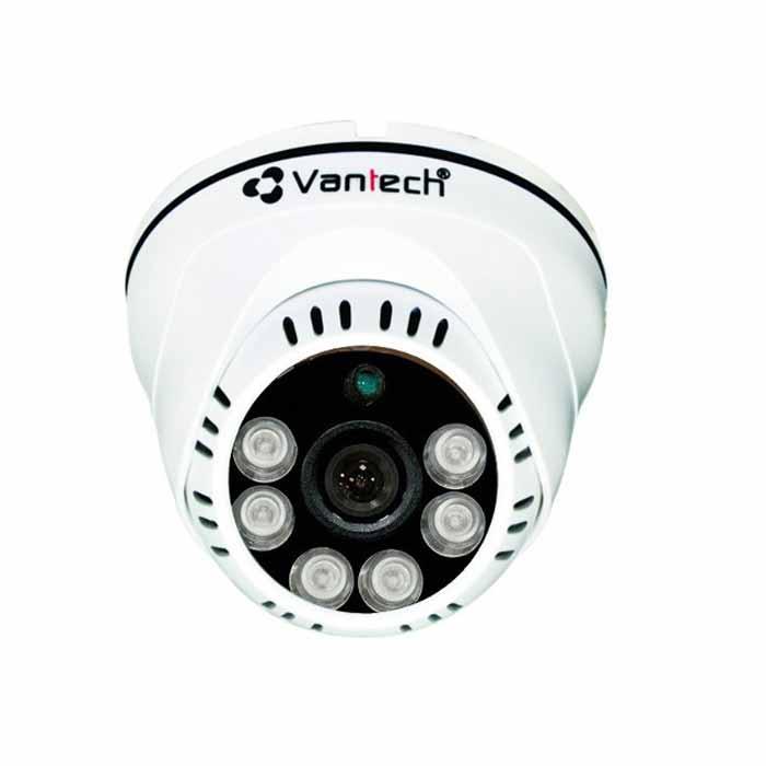 Bán Camera HDTVI Dome 2.2mp Vantech VP-1300T ,Camera Vantech VP-1300T,Camera AHD-TVI-CVI Dome hồng ngoại VANTECH VP-1300T,Camera AHD Dome hồng ngoại VANTECH VP-1300T