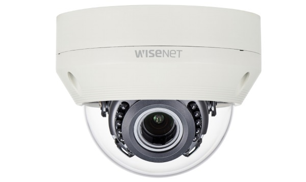 Camera Dome AHD chống va đập 2MP HCV-6070R,HCV-6070R ,Hanwha Techwin HCV-6070R,Camera AHD 2 Megapixel Samsung HCV-6070R,Camera AHD SamSung HCV-6070R