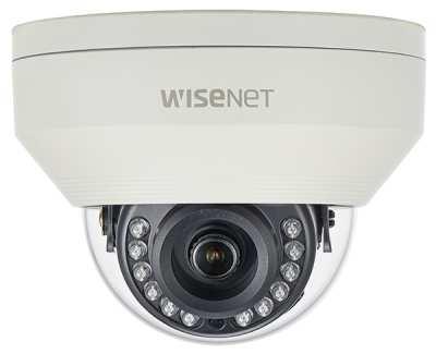 Camera AHD Dome 4MP Samsung Wisenet HCV-7030RA,Camera Wisenet AHD HCV-7030RA,Samsung Hanwha HCV-7030RA,Camera Dome AHD hồng ngoại 4.0 Megapixel Hanwha Techwin WISENET HCV-7030RA