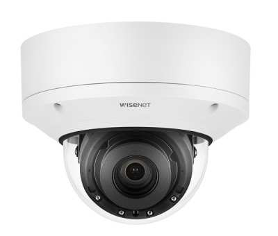 WISENET SAMSUNG-PND-A9081RV,Camera IP Wisenet AI PND-A9081RV,Camera IP Wisenet AI PND-A9081RV ,Camera IP Dome hồng ngoại 8.0 Megapixel Hanwha Techwin WISENET PND-A9081RV