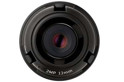 SLA-2M1200P,Hanwha Techwin SLA-2M1200P,Samsung SLA-2M1200P,Ống kính camera 2.0 Megapixel Hanwha Techwin WISENET SLA-2M1200P