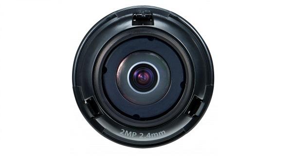 Ống kính camera Hanwha Techwin WISENET SLA-2M2400D,SLA-2M2400D,Hanwha Techwin SLA-2M2400D,Ống kính camera 2.0 Megapixel Hanwha Techwin WISENET SLA-2M2400D
