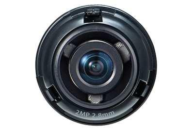 SLA-2M2800P,Hanwha Techwin SLA-2M2800P,Ống kính camera 2.0 Megapixel Hanwha Techwin WISENET SLA-2M2800P,Samsung SLA-2M2800P   ,