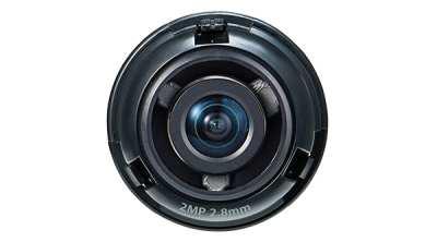 Ống kính camera Hanwha Techwin WISENET SLA-2M2800Q,Samsung/Hanwha SLA-2M2800Q,Hanwha Techwin SLA-2M2800Q,Ống kính camera 2.0 Megapixel Hanwha Techwin WISENET SLA-2M2800Q