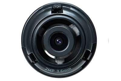 SLA-2M3600P,Hanwha Techwin SLA-2M3600P,Samsung SLA-2M3600P,HANWHA TECHWIN SLA-2M3600P,Ống kính camera 2.0 Megapixel Hanwha Techwin WISENET SLA-2M3600P