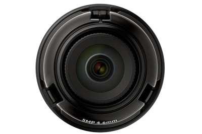 SLA-5M4600P,Samsung SLA-5M4600P,Hanwha Techwin SLA-5M4600P,Ống kính camera 5.0 Megapixel Hanwha Techwin WISENET SLA-5M4600P