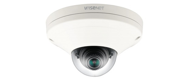 Hanwha Techwin XNV-6011,Camera IP Dome chống va đập wisenet 2MP XNV-6011,Camera IP Dome 2.0 Megapixel Hanwha Techwin WISENET XNV-6011