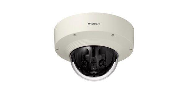 PNM-9030V,Hanwha Techwin WiseNet P Series PNM-9030V,WISENET SAMSUNG-PNM-9030V,Camera IP Panoramic Wisenet 15MP PNM-9030V