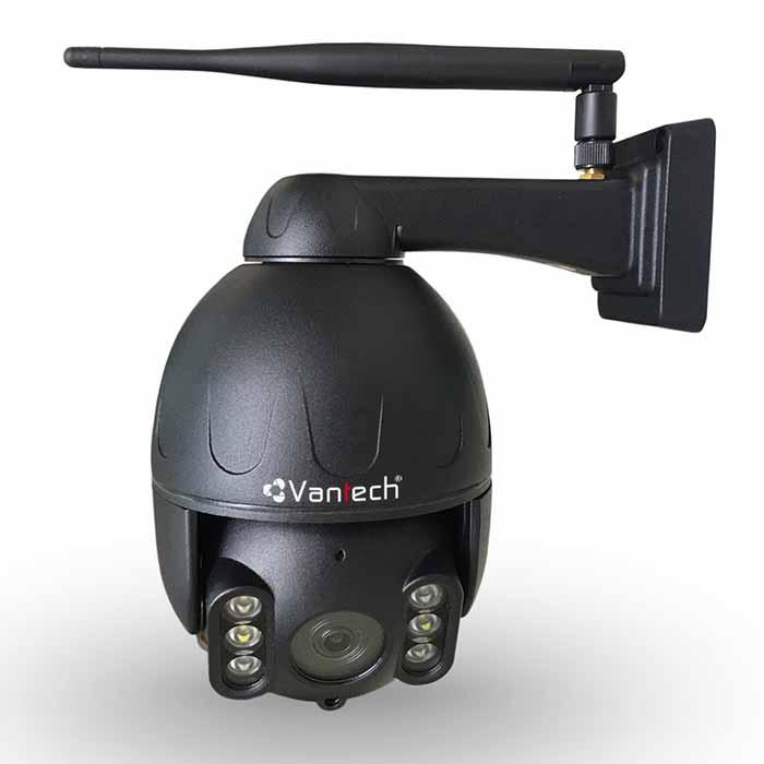 Camera IP Speed Dome hồng ngoại không dây 3.0 Megapixel VANTECH AI-V2044B- Cảm biến hình ảnh: 1/2.8-inch SONY STARVIS Camera IP Speed Dome hồng ngoại 3.0mp VANTECH AI-V2044B Độ phân giải AI-V2044B là 3.0 Megapixel siêu nét.Giới thiệu camera IP Wifi theo dõi chuyển động thông minh Vantech AI-V2044B.