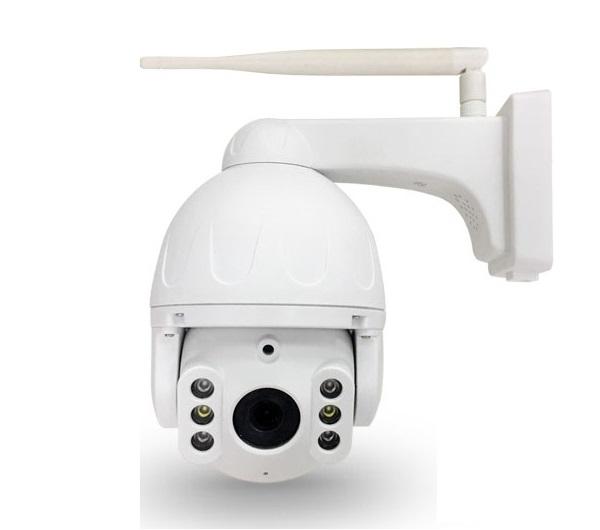 Camera IP Speed Dome hồng ngoại 2.0 Megapixel VANTECH AI-V2070 độ phân giải 2.0mp, Giới thiệu camera IP Wifi theo dõi chuyển động thông minh Vantech AI-V2070 Nếu quý khách hàng muốn tìm 1 dòng camera wifi giá rẻ, có khả năng báo