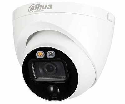 Camera HDCVI Dome 5MP DH-HAC-ME1500EP-LED,DH-HAC-ME1500EP-LED