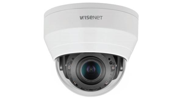 WISENET SAMSUNG-QND-8080R,Camera Wisenet bán cầu hồng ngoại QND-8080R,Camera IP dome IR 5.0Mp QND-8080R,Camera IP Dome hồng ngoại 5.0 Megapixel Hanwha Techwin WISENET QND-8080R