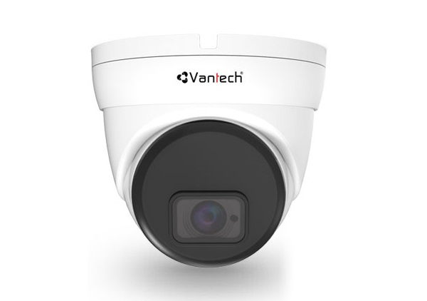 VPH-3651AI,Camera hồng ngoại AI IP Vantech VPH-3651AI,Camera IP Dome hồng ngoại 5.0 Megapixel VANTECH VPH-3651AI