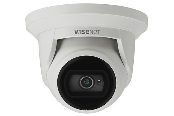 Camera Wisenet QNE-8011R,QNE-8011R,Camera IP Flateye hồng ngoại 5.0 Megapixel Hanwha Techwin WISENET QNE-8011R