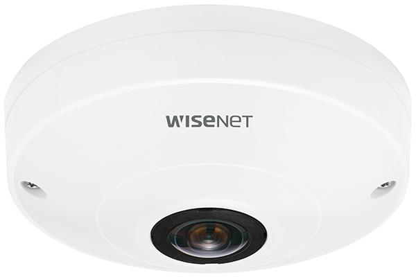 WISENET SAMSUNG-QNF-9010,Camera IP Wisenet Fisheye QNF-9010,QNF-9010