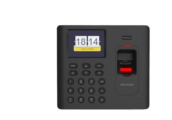 DS-K1A802AEF,Máy chấm công vân tay, thẻ HIKVISION DS-K1A802AEF,bán thiết bị kiểm soát ra vào,máy chấm công giá -rẻ,phân phối thiết bị kiểm soát ra vào tan phú