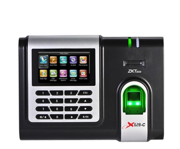 Máy chấm công vân tay ZKTECO X628,bán máy chấm công vân tay ZKTECO giá rẻ,phân phối lắp đặt máy chấm công giá rẻ,lắp đặt máy chấm công quận tân phú,