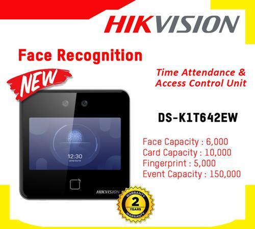 DS-K1T642EW,Hikvision DS-K1T642EW,Máy chấm công, kiểm soát ra vào nhận diện khuôn mặt DS-K1T642EW,phân phối lắp -đặt thiết bị máy chấm công thông minh,bán máy chấm công,thiết bị kiểm soát ra vào giá rẻ