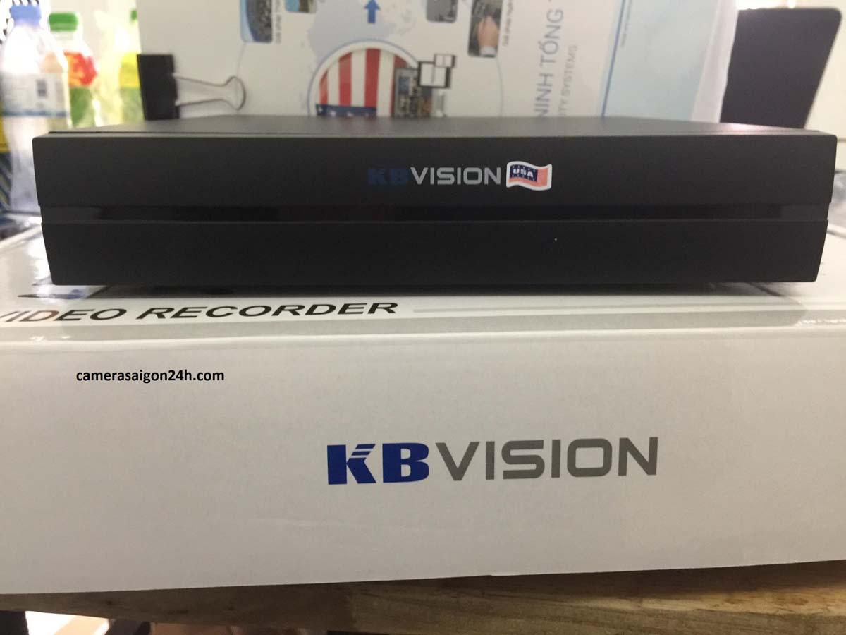 Đầu ghi hình camera KBVISION USA chất lượng FULL HD 1080P