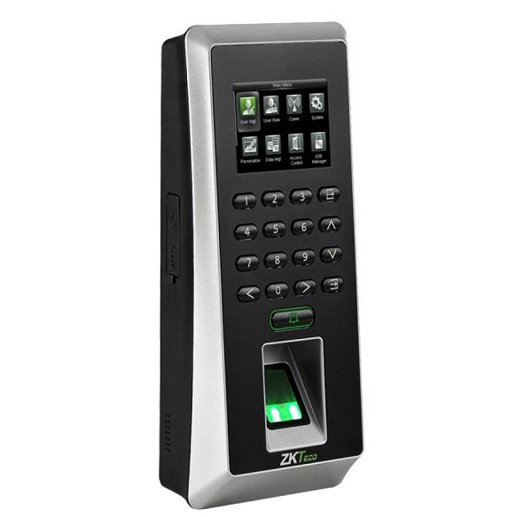 Thiết bị chấm công và kiểm soát ra vào ZKteco F21 Lite,lắp đặt máy chấm công và kiểm soát ra vào giá rẻ,phân phối lắp đặt máy chấm công giá rẻ,bán máy chấm công zkteco giá rẻ