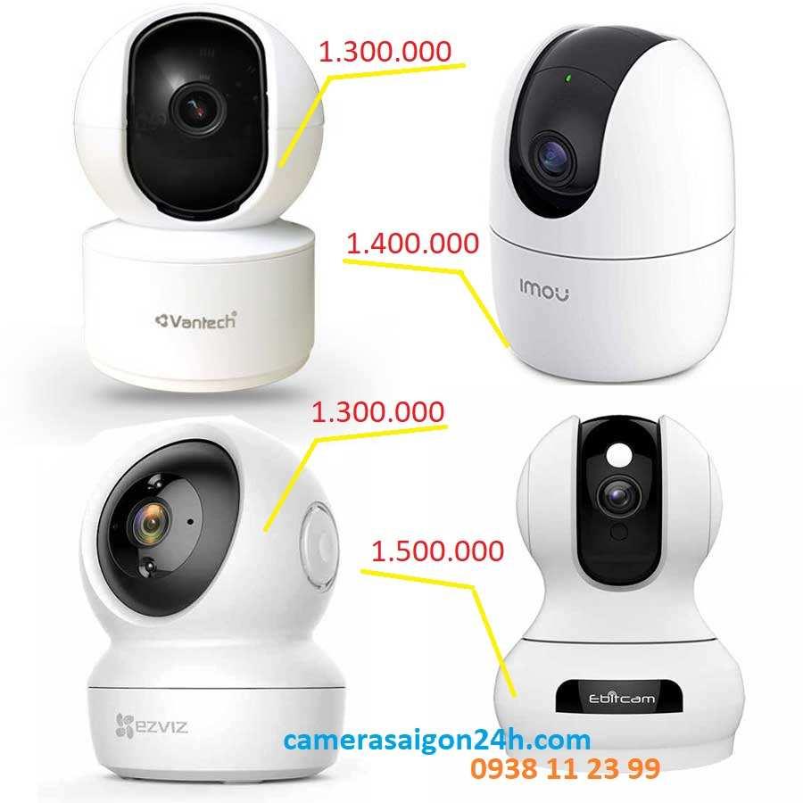 Giá camera wifi rẻ dễ sử dụng lắp đặt camera quan sát wifi nhanh