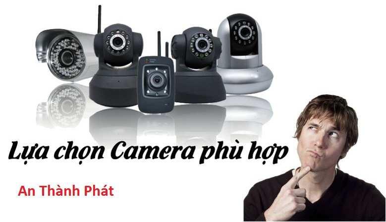 Chọn camera giám sát giá rẻ chất lượng phù hợp