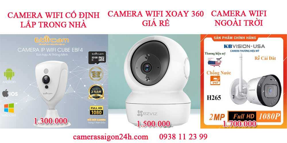 camera wifi, camera wifi chọn như thế nào, tiêu chí chọn camera wfii, camera wifi giá rẻ chọn thế nào, mua camera wifi xoay 360 giá rẻ, camera wifi giá rẻ thương hiệu nào, lắp camera wifi giá rẻ chọn loại nào