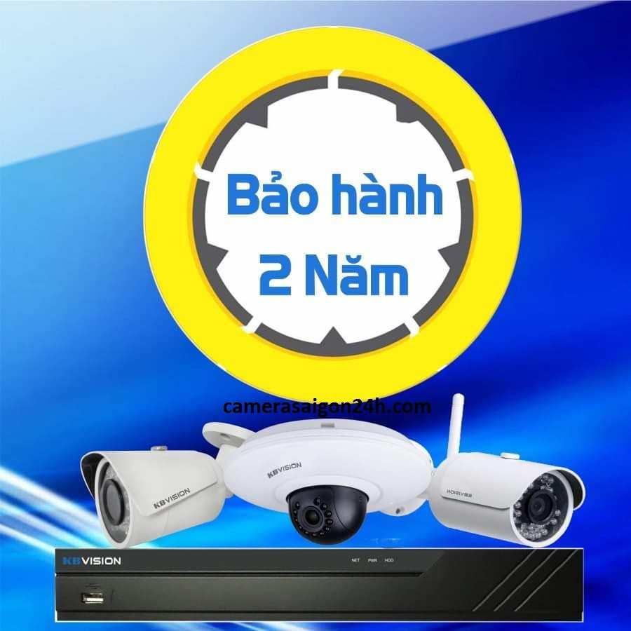 Lắp camera kbvision giá rẻ chất lượng giám sát qua điện thoại