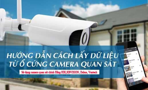 Hướng Dẫn xem lại camera quan sát, hướng dẫn download dữ liệu camera quan sat, hướng dẫn trích xuất dữ liệu camera quan sát, hướng dẫn xem lại dữ liện camera quan sát