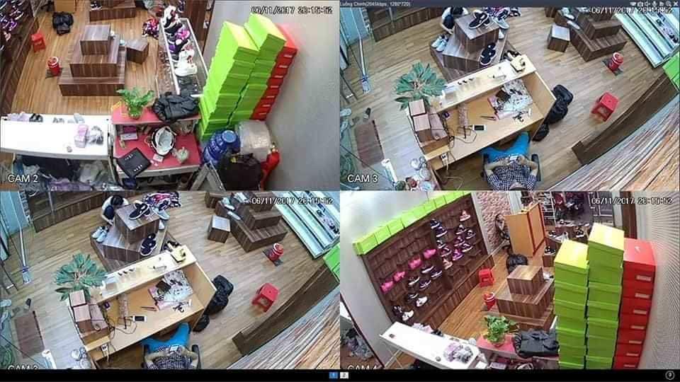 lắp camera giám sát cửa hàng trọn bộ chất lượng