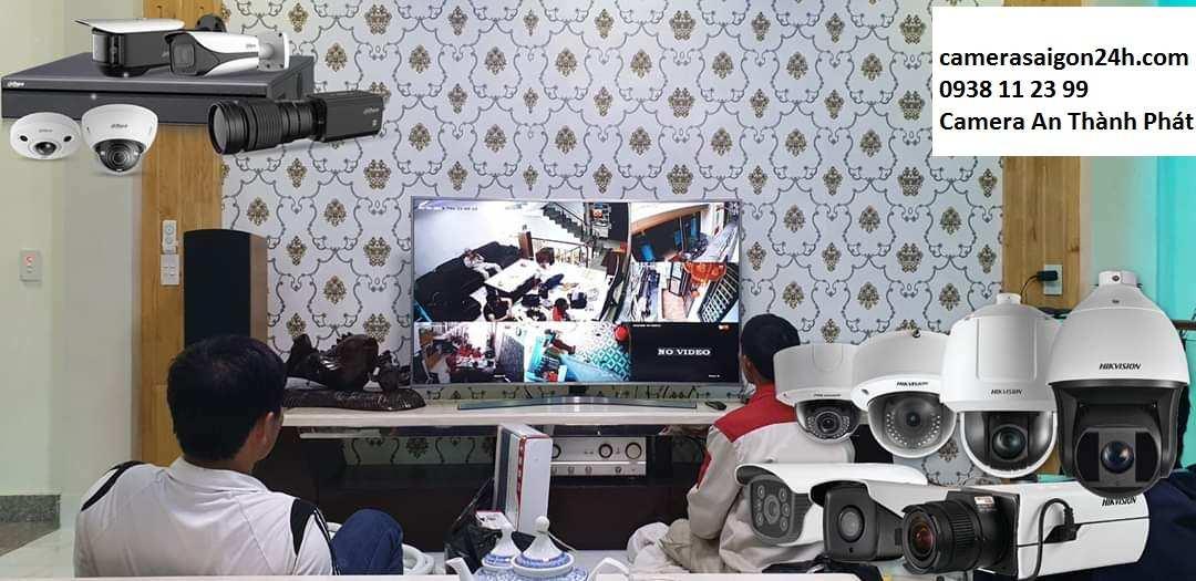 lắp camera giám sát bảo vệ an ninh giá rẻ