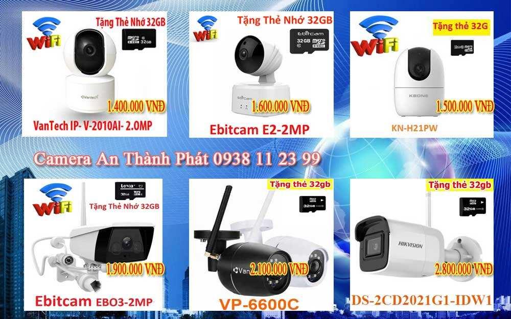 báo giá lắp camera quan sát wifi tại cam ranh khánh hoà
