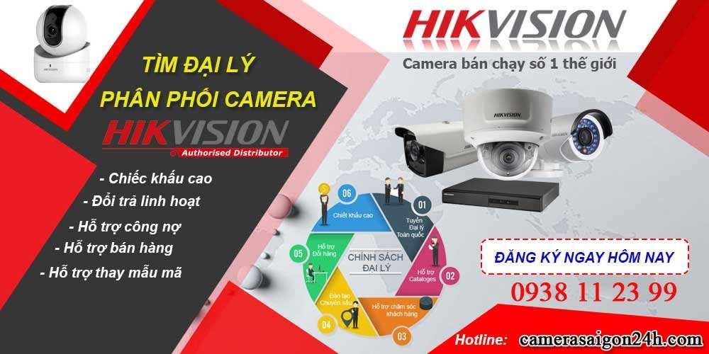 phân phối camera quan sát hikvision giá rẻ chính hãng
