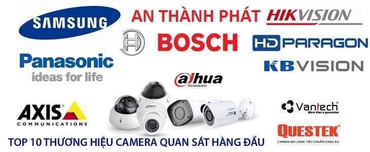 Phân phối camera quan sát chính hãng giá rẻ