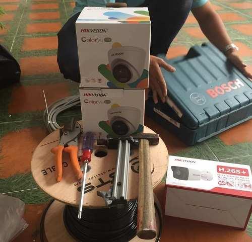 Tư Vấn lắp camera gia đình giá rẻ phù hợp hình ảnh HD