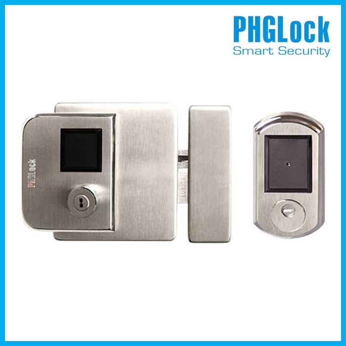 Đèn dùng năng lượng mặt trời Khóa cổng thẻ từ PHGLOCK KE38,Khóa cổng PHGlock KE38,Bán khóa cổng thẻ từ cao cấp ngoài trời PHGLock KE38,Khóa cửa điện từ PHGLock KE38