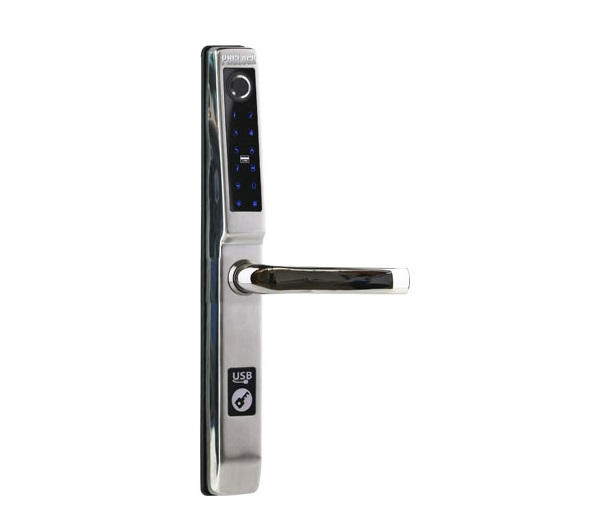 Khóa cửa điện tử PHGLock FP5293 (Bạc),Bán Khóa cửa vân tay cho cửa nhôm PHGLOCK FP5293 (Bạc),Khóa cửa vân tay cho cửa nhôm PHGLOCK FP5293 (Bạc),KHÓA CỬA NHÔM - VÂN TAY FP5293 ( BẠC ),