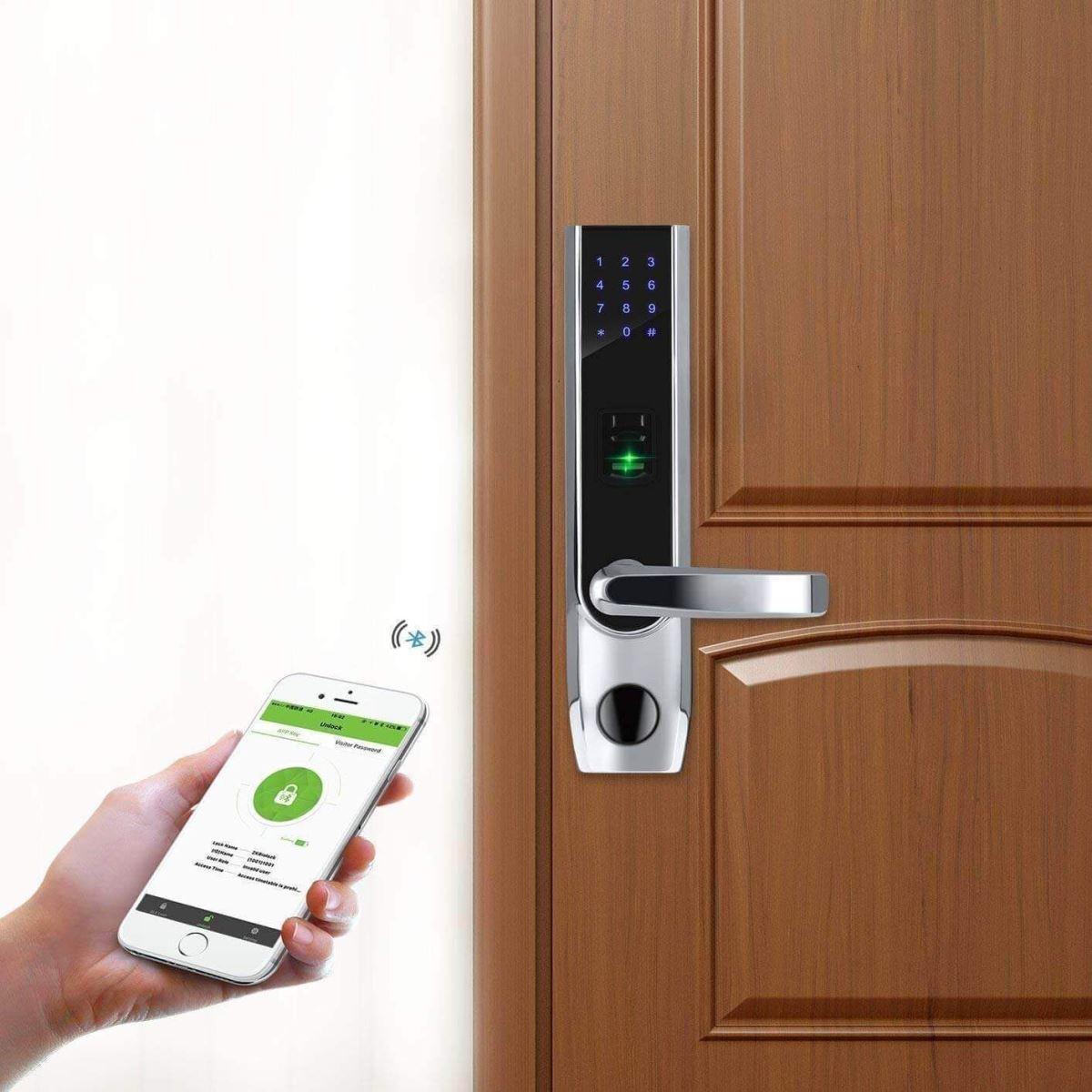 TẠI SAO CẦN LẮP KHÓA CỪA THÔNG MINH,lắp khóa cửa thông minh như thế nào,khóa cửa thông minh là gì,khóa cửa thông minh đối với thời đại 4.0.lắp đặt khóa cửa thông minh giá rẻ