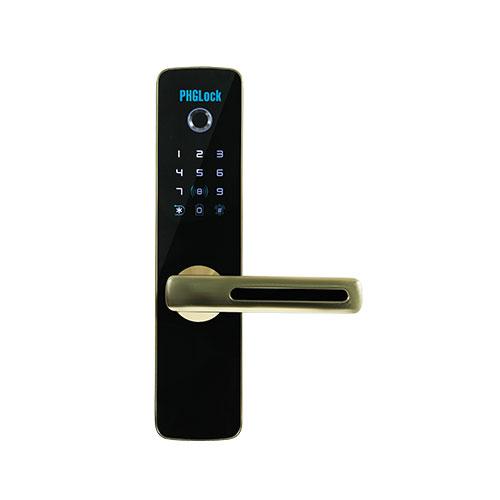 Khoá cửa điện tử FP7153, Khoá cửa điện tử FP7153, Khoá cửa thông minh FP7153, phglock FP7153