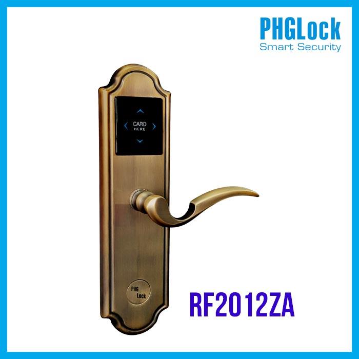 Khóa khách sạn PHGlock RF2012ZA,Khóa thẻ khách sạn PHGLock RF2012ZA ,Khoá cửa khách sạn PHGLock RF2012Z,Khóa PHGLock RF2012ZA
