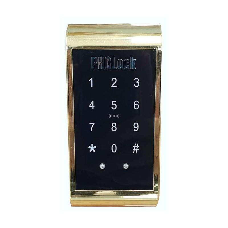 Khóa tủ PHGLock CL9118 ,khóa cửa tủ dùng mã số thẻ, cảm ứng phglock cl9118,Dòng khóa tủ PHGLock CL9118,