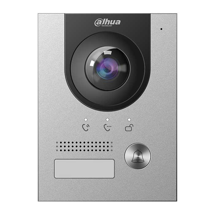 Đèn dùng năng lượng mặt trời Nút nhấn camera chuông cửa IP DAHUA DHI-VTO2202F-P,DAHUA DHI-VTO2202F-P,DHI-VTO2202F-P